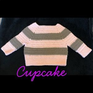 Other - Kids crochet sweater